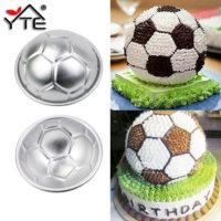 Набор форм для выпечки Футбольный мяч