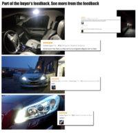 Топ 12 самых популярных светодиодных ламп для автомобиля на Алиэкспресс - место 12 - фото 2