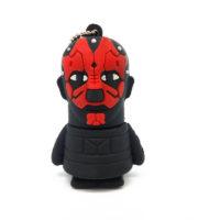 USB флеш-накопитель флешка в виде персонажей из Звездных войн (Star Wars) 4/8/16/32 ГБ