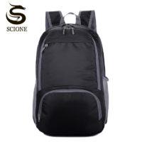 Легкий вместительный и водонепроницаемый рюкзак для путешествий для мужчин и женщин