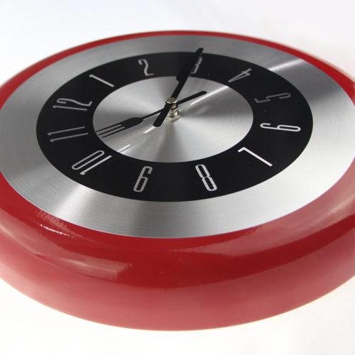 """Настенные металлические кварцевые часы на кухню в виде сковороды 8/10/12"""""""