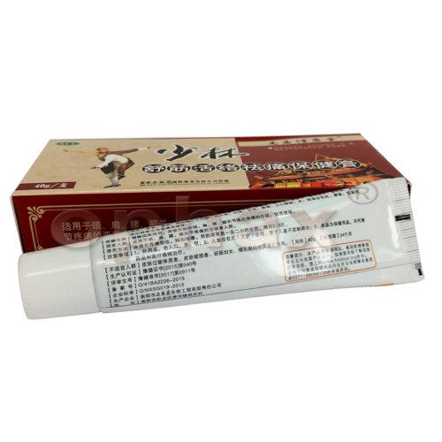 Китайский Шаолинь обезболивающий крем 3 шт.