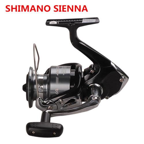 Катушка Shimano Sienna 1000/2500/4000 FE