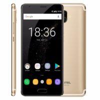 Мобильный телефон смартфон oukitel Oukitel K8000 со сканером отпечатков пальцев 64 ГБ 8000 мАч 5.5 '