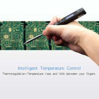 Программируемый электрический цифровой паяльник ts100