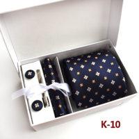 Топ 8 самых популярных мужских галстуков и бабочек на Алиэкспресс - место 4 - фото 26
