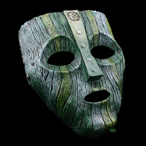Маска на лицо из фильма Маска с Джиммом Керри