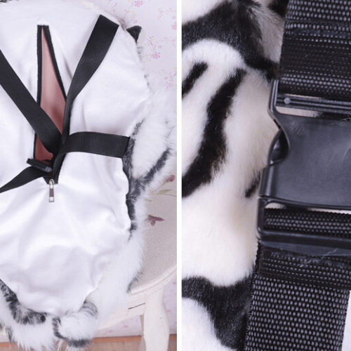 Рюкзак в виде головы льва или тигра