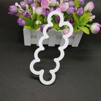Каттер для быстрого создания розы из теста или мастики
