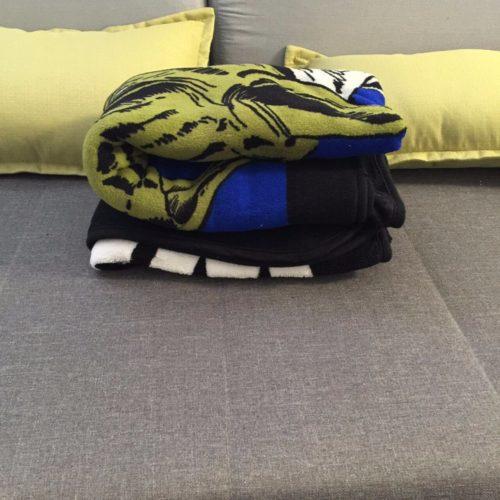 Флисовое покрывало на кровать или диван Звездные войны (Star Wars)