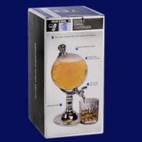 Диспенсер для напитков в виде глобуса