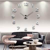 Подборка оригинальных настенных часов на Алиэкспресс - место 14 - фото 5