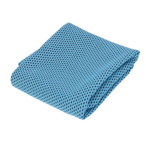 Охлаждающее полотенце для спорта