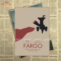 Винтажные постеры по сериалу Фарго
