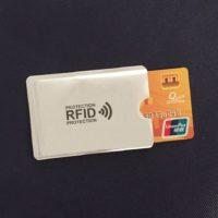 Чехол для банковских карт с RFID-блокировкой