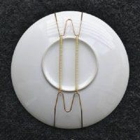 Держатель декоративных тарелок для крепления на стену