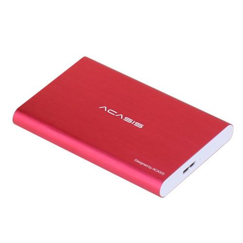 Acasis внешний жесткий диск разных цветов 160/320/500/640/750 ГБ или 2 ТБ HDD USB 3.0