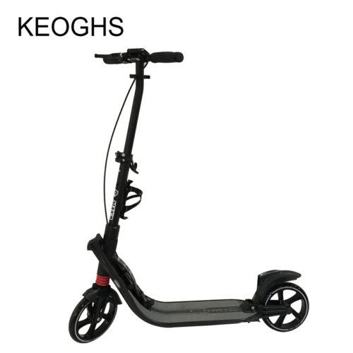 KEOGHS Складной Kick самокат для взрослых и детей