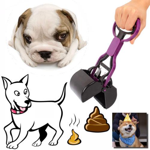 Совок приспособление для уборки за собакой на улице
