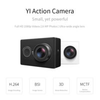 Экшн камера Xiaomi YI 1080 P Full HD 155° + монопод