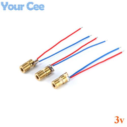 Лазерные диоды 5 мВт (10 шт)
