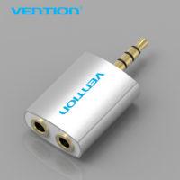 Vention 3.5 мм Переходник сплиттер для подключения двух наушников в телефон