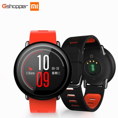 Умные смарт часы Xiaomi Huami Amazfit