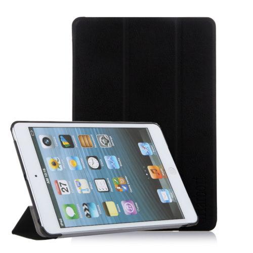 Кожаный чехол книжка для планшета iPad mini 3/2/1