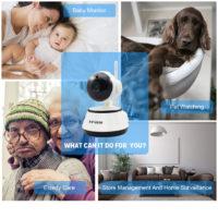 Топ 12 лучших IP-камер на Алиэкспресс - место 12 - фото 5