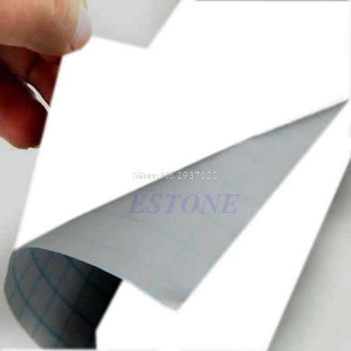 Маркерная доска наклейка 200×45 см
