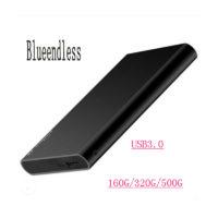 Blueendless внешний жесткий диск 80/120/160/250/320/500/640/750 ГБ или 1 ТБ HDD USB 3.0