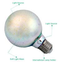 Светодиодные лампы E27 с эффектом фейерверка