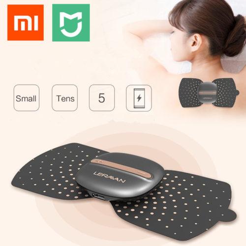 Портативный массажер электростимулятор Xiaomi Mi LeFan Leravan Magic Touch