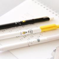 Механические карандаши 4 шт. и стержни 0.5 мм