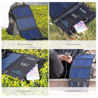 Power bank (портативные зарядные устройства) с солнечными панелями на Алиэкспресс - место 2 - фото 2