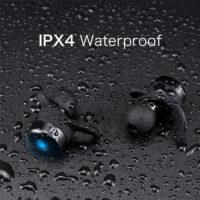 Wonstart w302 Беспроводные мини Bluetooth стерео наушники-вкладыши с зарядным футляром