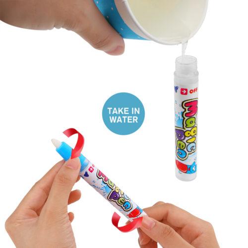 Многоразовая водная детская раскраска с фломастером