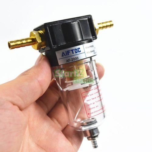 Маслоуловитель для картерных газов