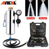Ансель Ancel GX100 авто injector cleaner Аппарат для чистки топливной системы