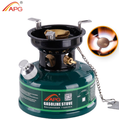 APG заправляемая туристическая горелка на бензине