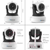 Топ 12 лучших IP-камер на Алиэкспресс - место 4 - фото 2
