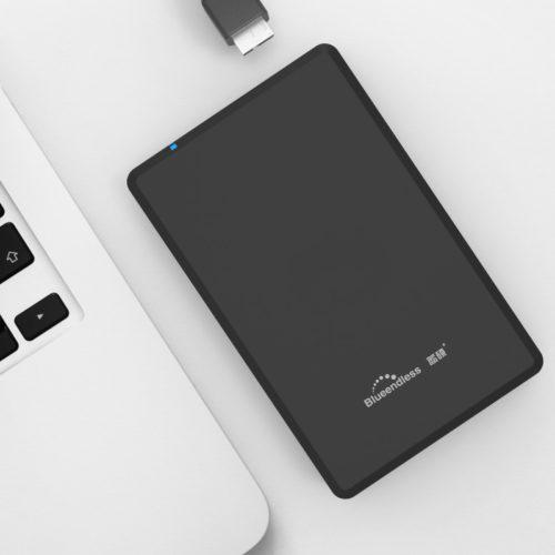 Blueendless внешний жесткий диск 1 ТБ HDD USB 3.0