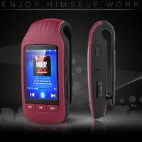 HOTT мини mp3 плеер Bluetooth 8 ГБ с шагомером, секундомером, FM Радио, поддержкой карт памяти