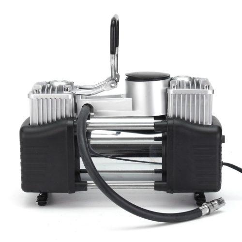 Двухцилиндровый воздушный компрессор