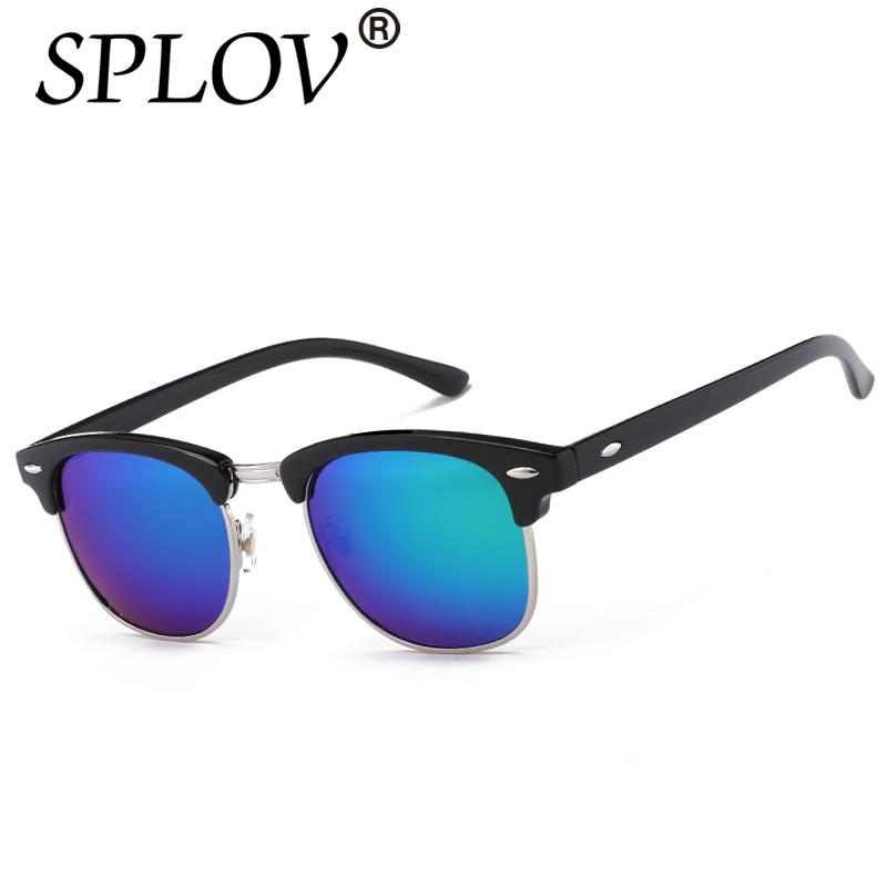 Мужские классические поляризованные солнцезащитные очки с зеркальными  линзами 2f25d08a92e