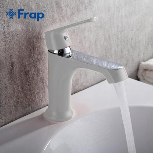 Комплект смесителей кранов для ванной Frap
