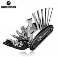 ROCKBROS 16 в 1 набор многофункциональных инструментов для ремонта велосипеда