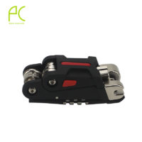 Pcycling 18 в 1 мультитул набор многофункциональных инструментов для ремонта велосипеда