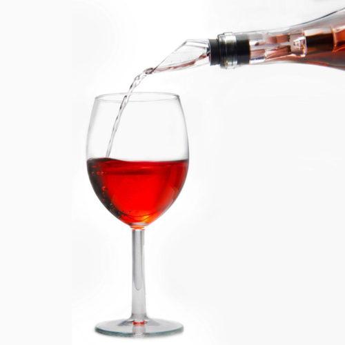 Охладитель-носик из нержавеющей стали для бутылок вина