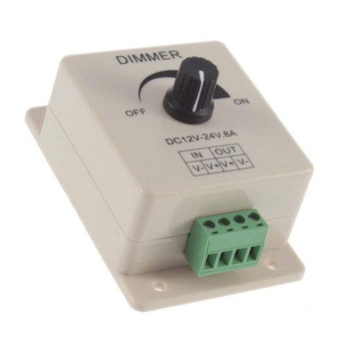 Диммер для светодиодных ламп (регулировка яркости светодиодов)